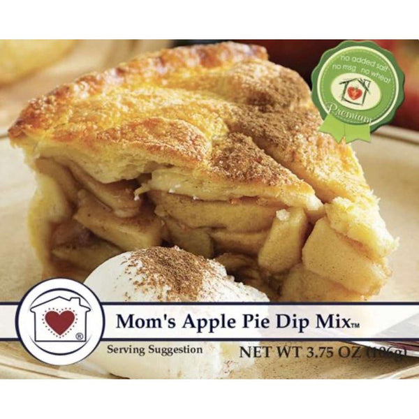 Moms apple pie dip mix - Little Prairie Girl