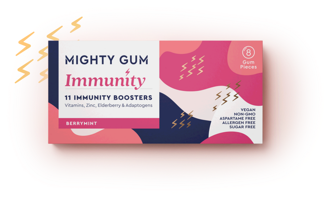 Mighty Gum - Immunity