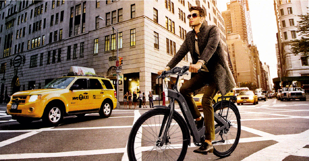 NYC 1,000 pedal-assisted bikes will be in service by next April