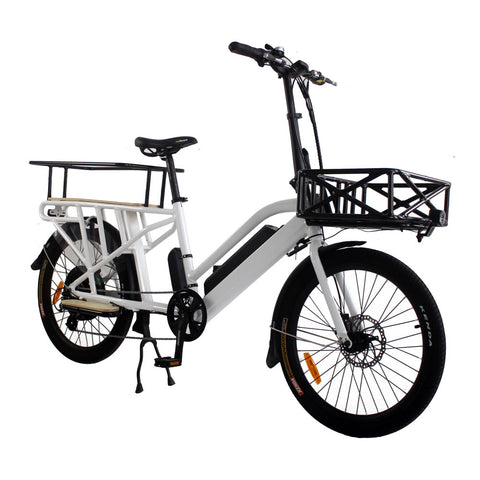 Cargo electric bike