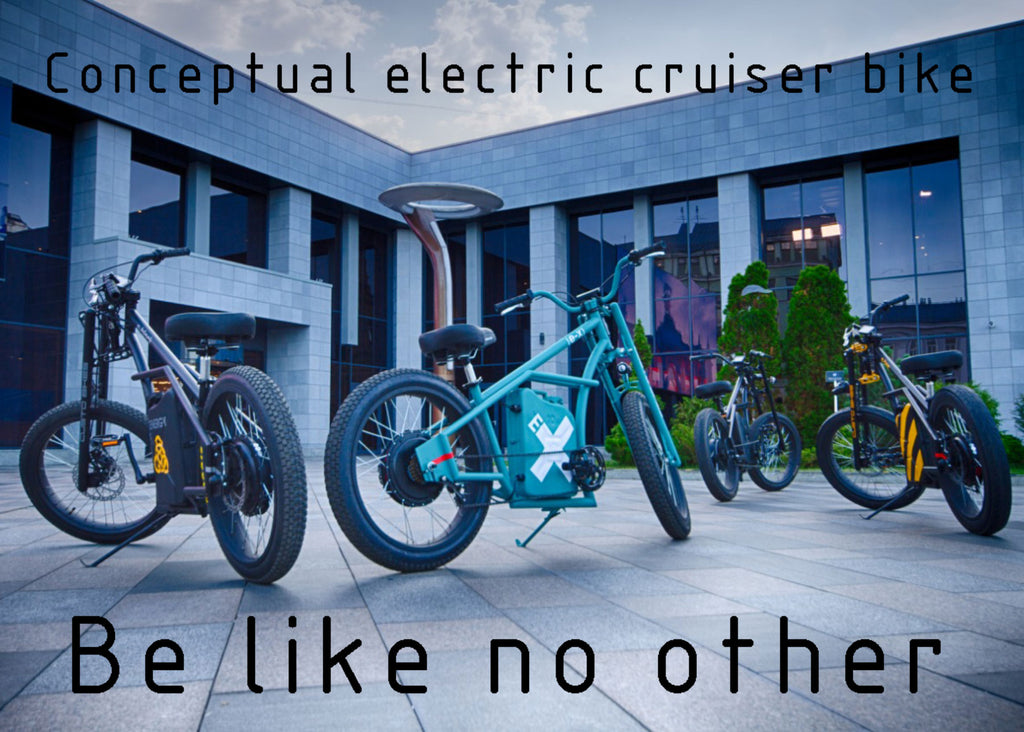 Delfast electric bikes