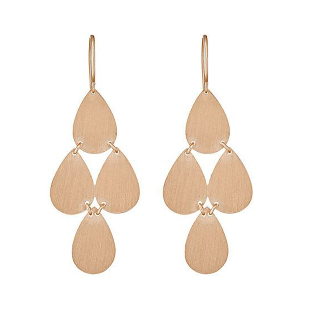 FOUR DROP EARRINGS