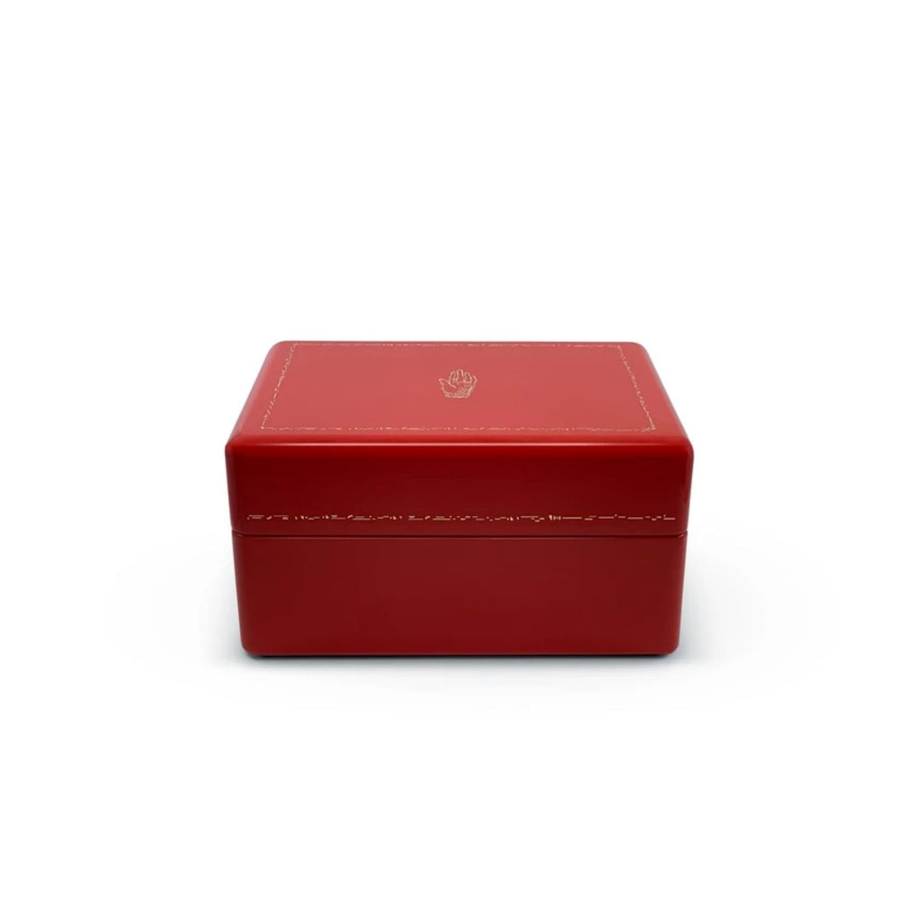 CANDY APPLE RED MINI TRUNK
