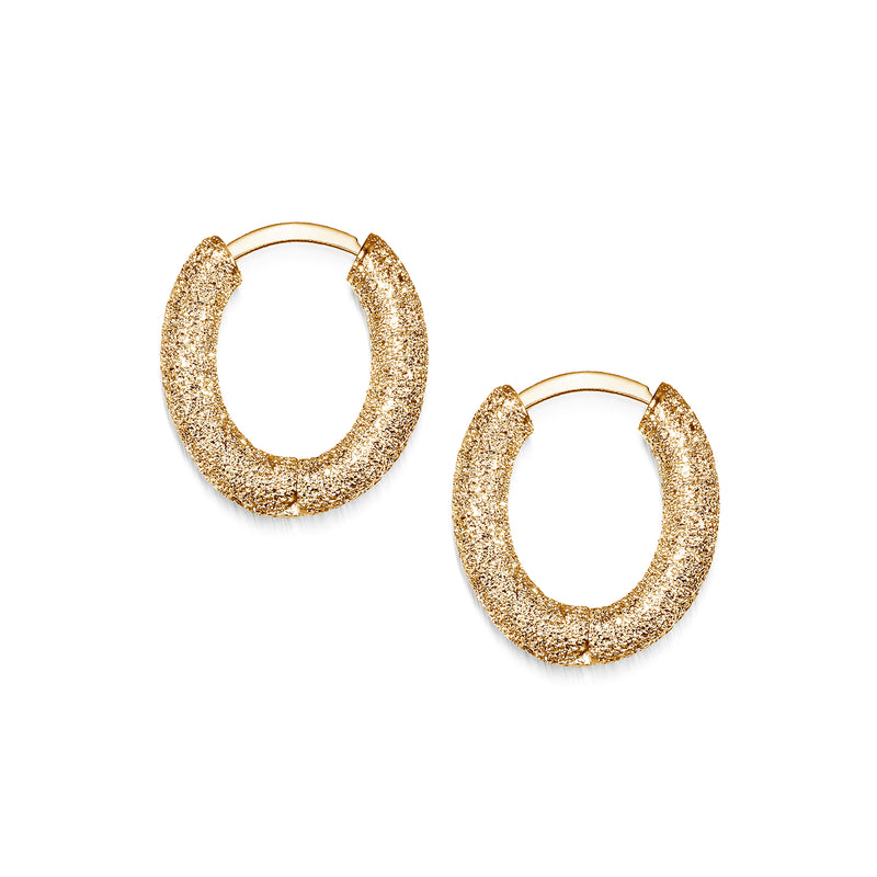 FLORENTINE LINK EARRINGS