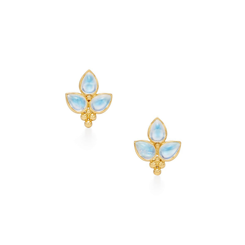 FOGLIA TRIO EARRINGS