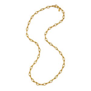 OVAL LONG LINK CHAIN