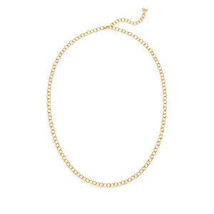 OVAL CHAIN - 24""