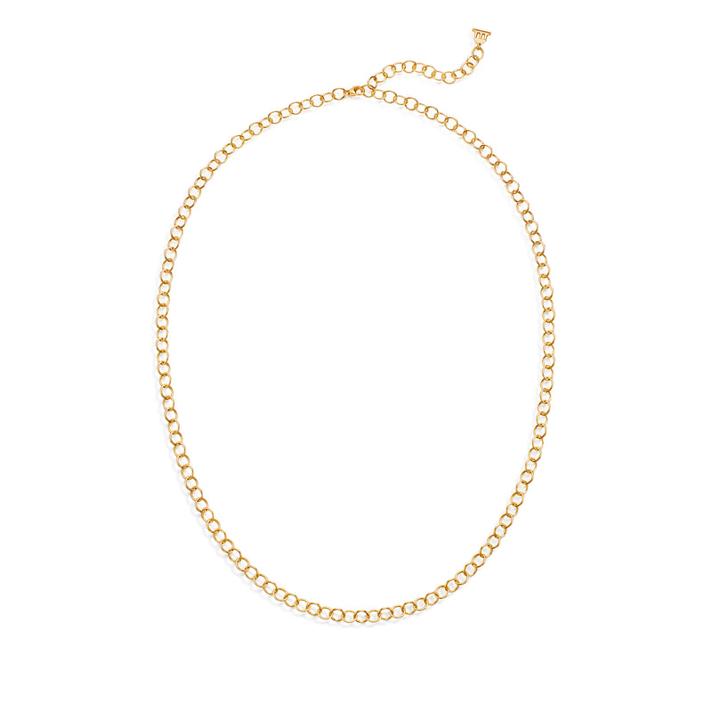 OVAL CHAIN - 24