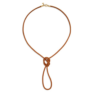 LEATHER CORD - NATURAL