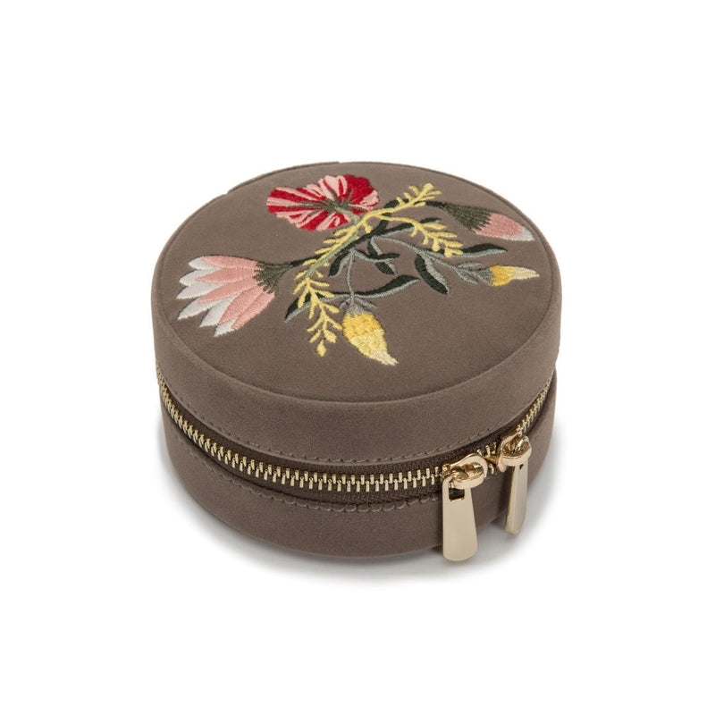 ZOE ROUND TRAVEL CASE