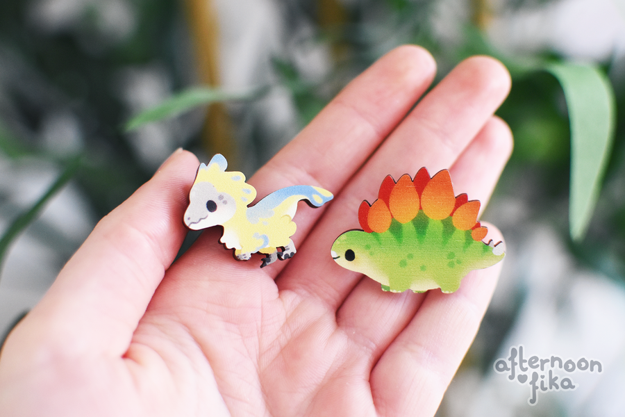 Prehistoric Pals Magnets
