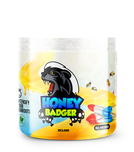 Yummy Sports HONEY BADGER