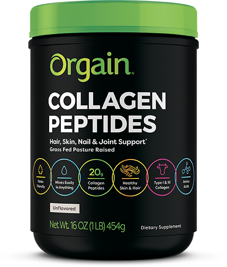 Orgain  Keto Collagen Peptides (400 g)