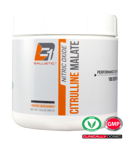Ballistic Labs B1 Citrulline Malate 2:1 (100 serving)