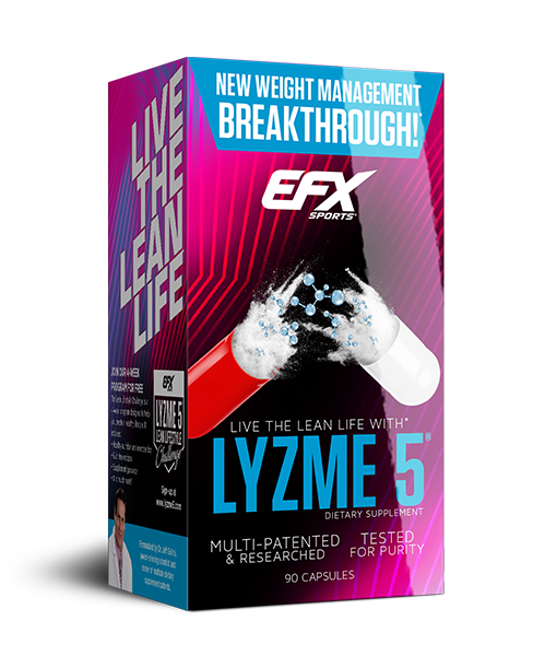 EFX LYZME 5    WEIGHT LOSS