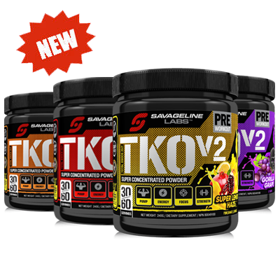 Savage Line Labs TKO V2 30 Servings