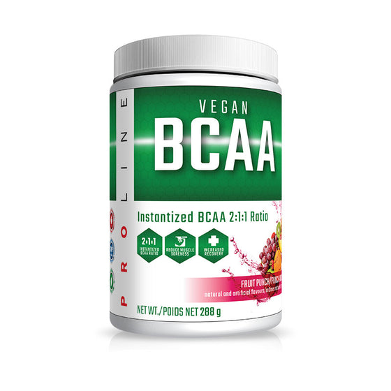 Proline VEGAN BCAA – NATURAL FLAVOURED (300G)