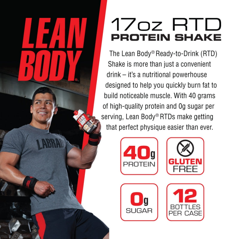 LEAN BODY RTD - 1 count