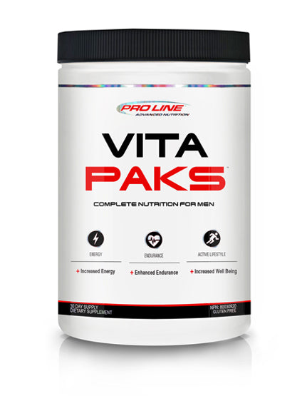ProLine  VITA-PAKS FOR MEN