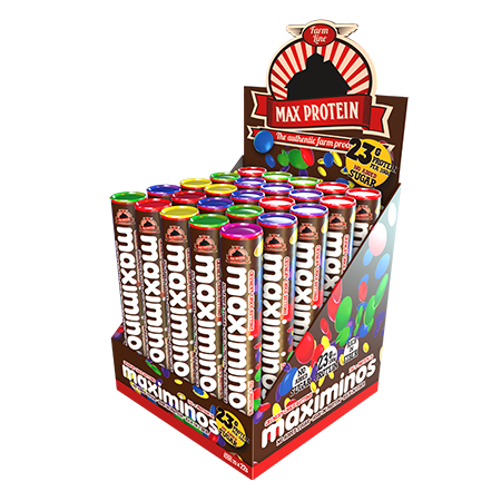 MAXIMINOS  (25 count)BOX