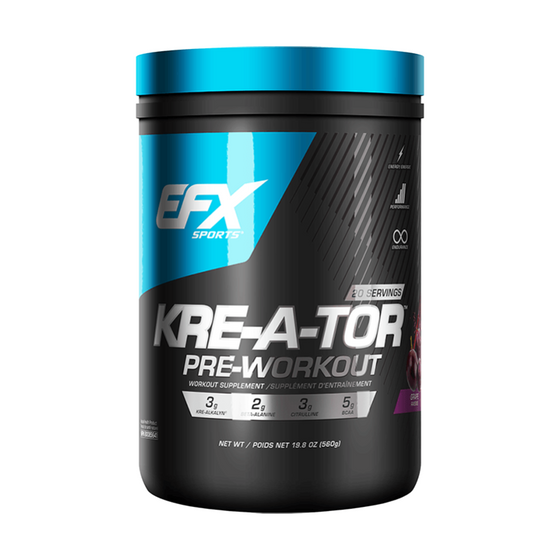 EFX SPORTS KRE-A-TOR  PREWORKOUT