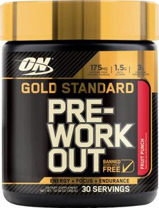 Optimum Nutrition Gold Standard Pre-Workout (30 serving)