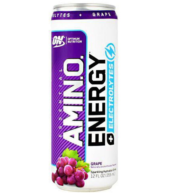 ON ESSENTIAL AMINO ENERGY + ELECTROLYTES SPARKLING