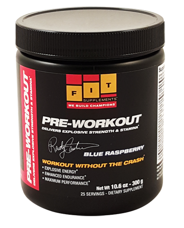 FIT XTREME PRE-Workout