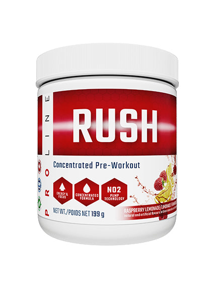 ProLine Rush Preworkout