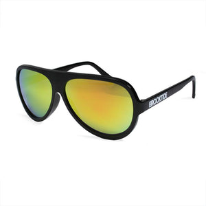 Brooktide Sunglasses - Black / Sunset