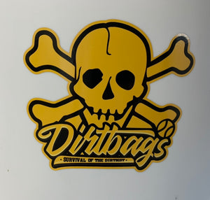 Car Decal - Survival of the Dirtiest