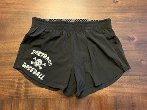 Ladies Shorts - Black