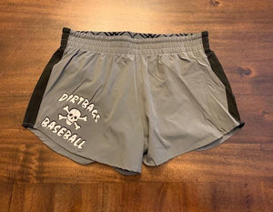 Ladies Shorts - Grey
