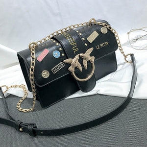 Carry Me Away Crossbody Bag