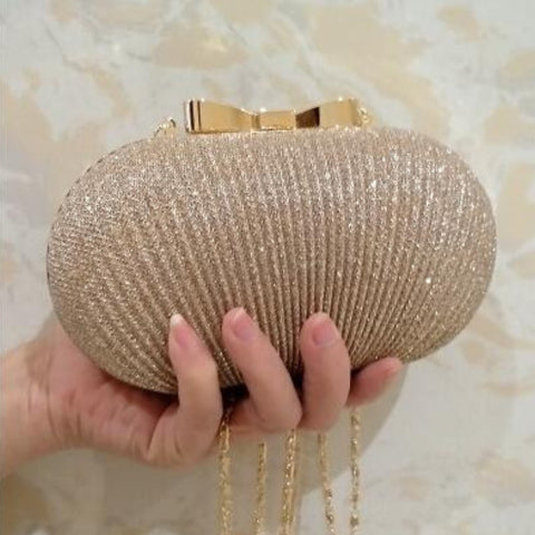 All That Glitters Lady Pouch