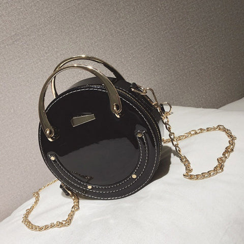 Classy All Around Shoulder Handbag