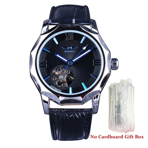 Image of Winner Blue Ocean Luxury Watch