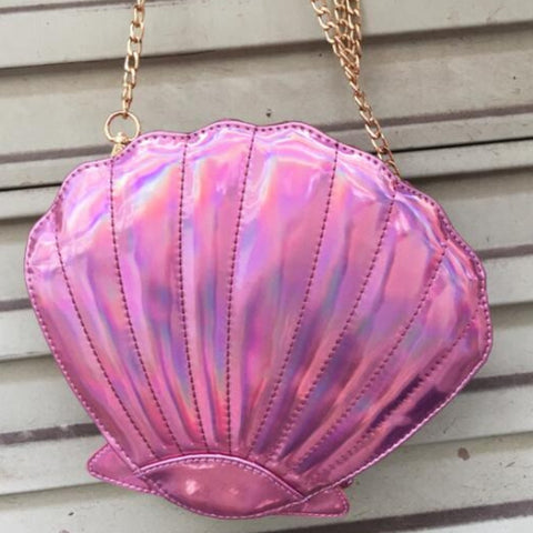 She Sells Seashells Crossbody Bag