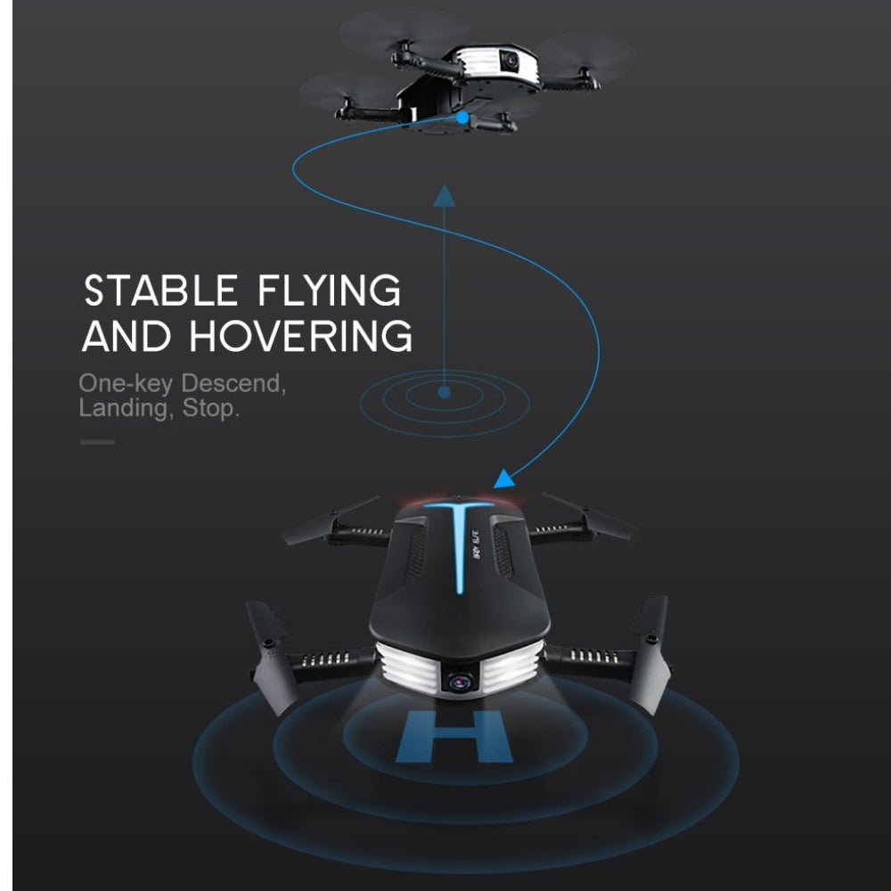 JJRC Baby Elfie Mini Foldable Drone with Camera/Remote Control
