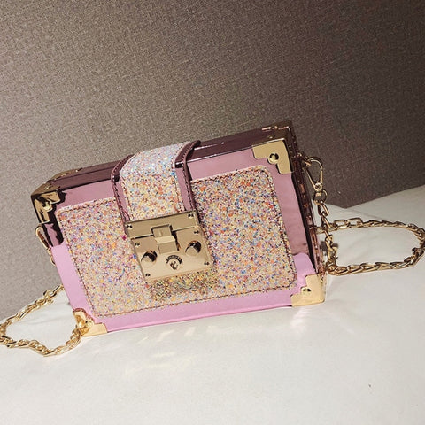 Fairy Dust Crossbody Purse