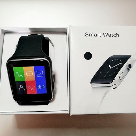 Image of New X6 Bluetooth Smart Watch