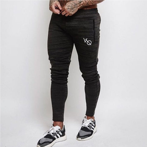 Image of Mens Slim Boybuilding Workout Sweatpants