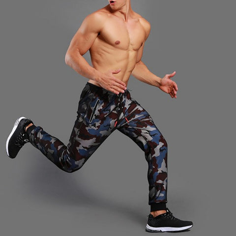 Image of Mens Pencil Comfortable Mid Waist Sweatpants