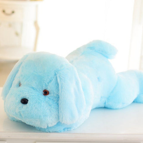 Luminous LED Stuffed Dog