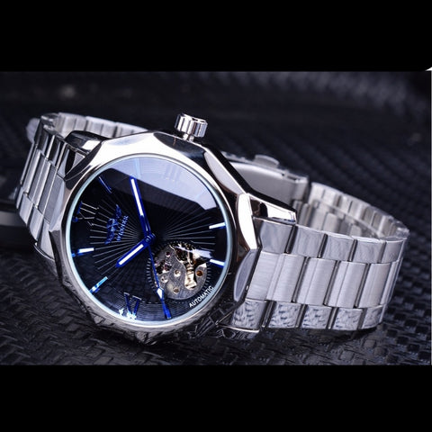 Winner Blue Ocean Luxury Watch