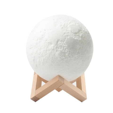 Image of 3D LED Magical Moon Night Lamp