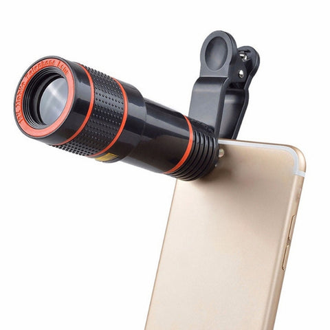 Powstro 8x Zoom Optical Phone Telescope