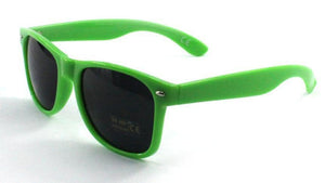 Green Wayfarer Shades