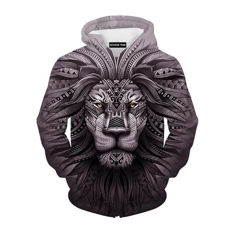 Image of Ancient Lion Hoodie
