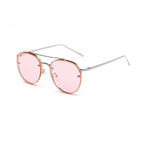 Image of Pink Circular Shades